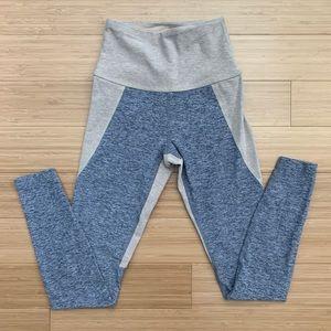 BEYOND YOGA color block legging